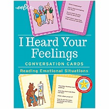 I Heard Your Feelings Cards