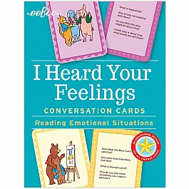 I Heard Your Feelings Hardbox Flashcards