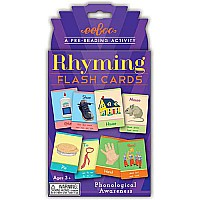Flash Cards - Rhyming
