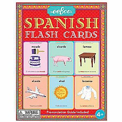 Spanish Flash Cards (2ED)