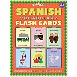 Flash Cards Spanish Vocab.