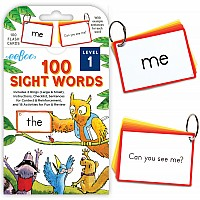 100 Sight Words Level 1