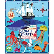 Big Blue Whale Growth Chart
