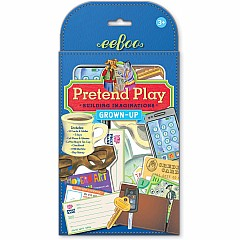 eeBoo Grown-Up Pretend Play