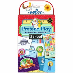 eeBoo School Pretend Play
