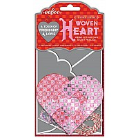 Lost Arts Token Woven Heart