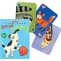 Animal Rummy Playing Cards (3ED)
