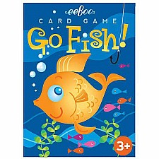 Color Go Fish Playing Cards