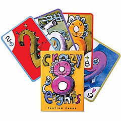 Card Game Crazy Eights