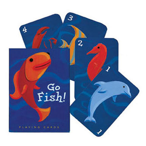 Go fish grand rabbits toys in boulder colorado for Card game go fish