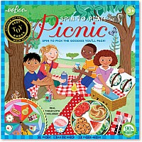 Picnic Spinner Game
