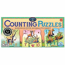 Animal Counting Puzzle Revised