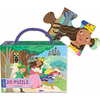 20pc Puzzle - Fairytale
