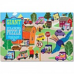 Around the Town Giant Puzzle