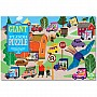 Around the Town Giant 48pc Floor Puzzle