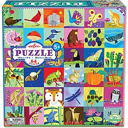 Portraits of Nature 64 Piece Puzzle