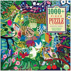 Bountiful Garden 1000 Piece Puzzle