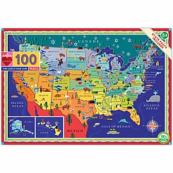 100 Piece This Land is Your Land  Puzzle