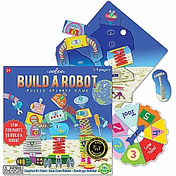 Build A Robot Spinner Puzzle Game (3ED)