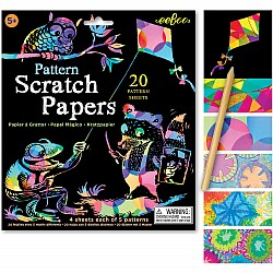 Pattern Scratch Papers