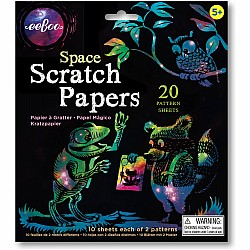 Space Scratch Papers
