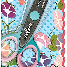 Morning Glory Fancy Scissors