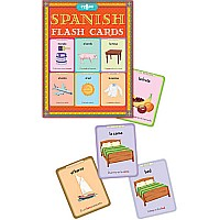 Spanish Flash Cards