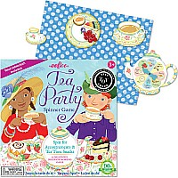 Tea Party Spinner Game (2ED)
