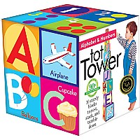 Revised Alphabet Tot Tower