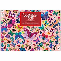 Butterflies Watercolor Pad
