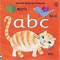 Abc Baby Board Book