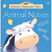 Animal Noises Board Book