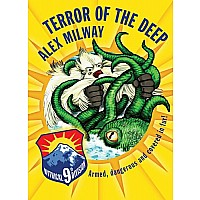 The Mythical 9th Division, Book 2, Terror of the Deep