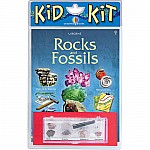Rocks  Fossils Kid Kit