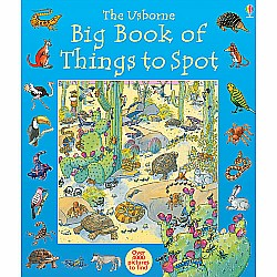Big Book of Things to Spot (C/ V)