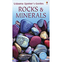 Rocks and Minerals Spotter's Guide IR