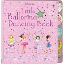 Little Ballerina Dancing Book with CD