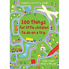 100 Things to Do on a Trip