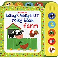 Baby'S Very First Noisy Book Farm