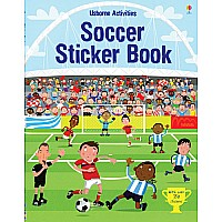 Soccer Sticker Book