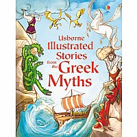 EDC lustrated Stories From The Greek Myths (Ir)