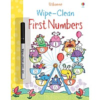 Wipe-Clean, First Numbers