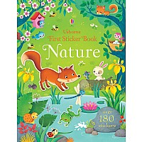 First Sticker Book, Nature