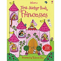 First Sticker Book- Princesses
