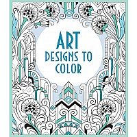 Art Designs To Color (Ir) (Cv)