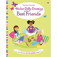 EDC Sticker Dolly Dressing Best Friends