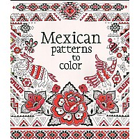 Mexican Patterns To Color (Ir)