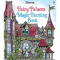 Magic Painting Book, Fairy Palaces