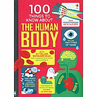 100 Things To Know About The Human Body (Ir)