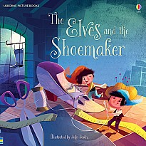 Elves And The Shoemaker, The (Picture Book)